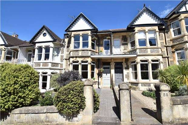 5 Bedrooms Terraced House for sale in Shakespeare Avenue, BATH, Somerset, BA2 4RQ