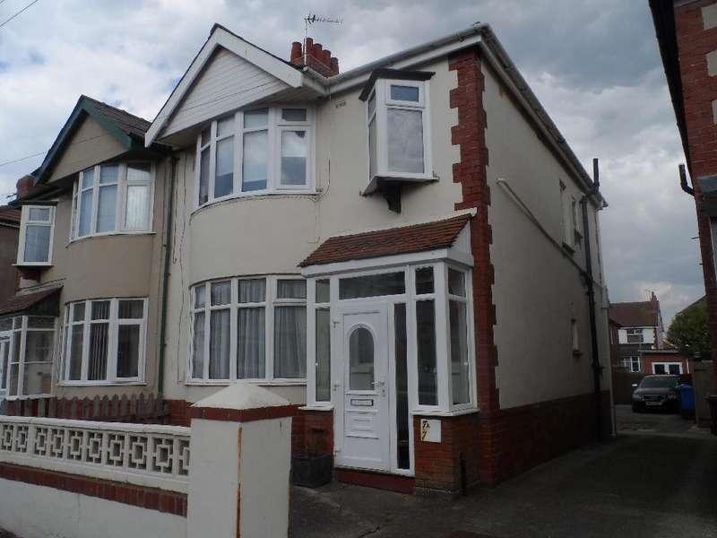 1 Bedroom Flat for sale in Derby Road, Cleveleys, FY5 1DE