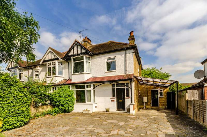 3 Bedrooms House for sale in Thetford Road, New Malden, KT3