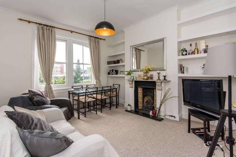 2 Bedrooms Flat for sale in Brondesbury Villas, Queen's Park, NW6