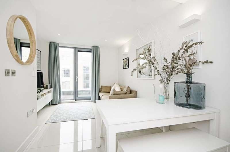 2 Bedrooms Flat for sale in Richmond Road, London Fields, E8