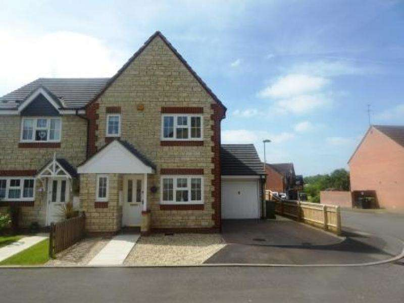 3 Bedrooms Semi Detached House for sale in 7 Century Close
