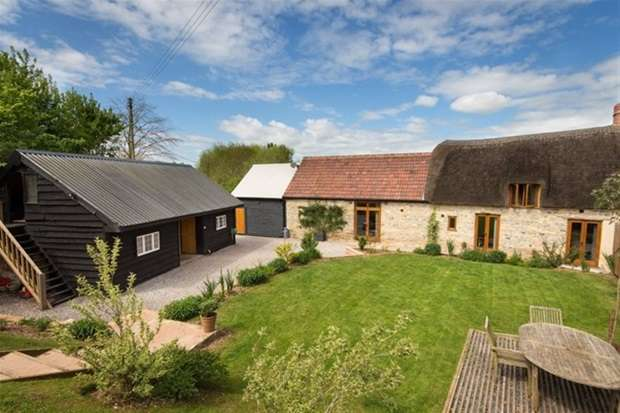 4 Bedrooms House for sale in Henley, Langport