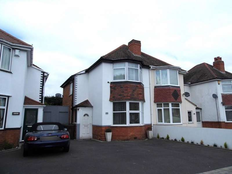 4 Bedrooms Semi Detached House for sale in Marshall Lake Road, Shirley