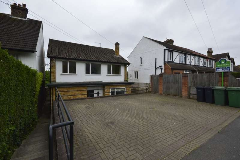 4 Bedrooms Detached House for sale in Tonbridge Road, Maidstone, ME16