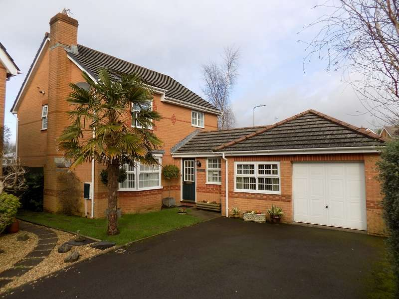 4 Bedrooms Detached House for sale in 11 Tir Celyn , Margam Village, Port Talbot, Neath Port Talbot. SA13 2UZ