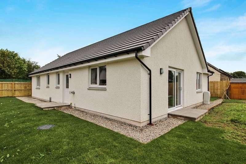 3 Bedrooms Detached Bungalow for sale in Redburn, Fortrose, IV10