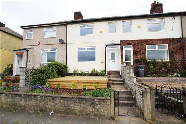 3 Bedrooms Town House for sale in Willowfield Road, Willowfield, Halifax