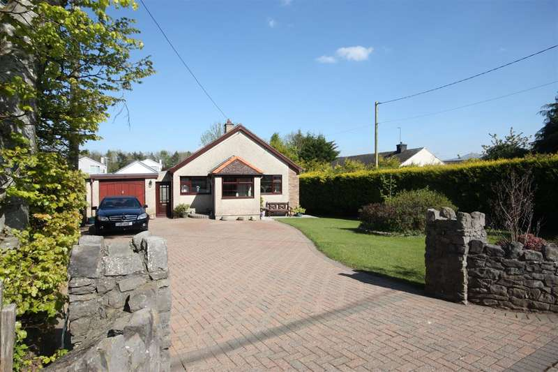 3 Bedrooms Detached House for sale in Hafan, Lon Refail, Llanfairpwll