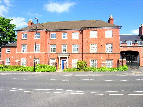 2 Bedrooms Apartment Flat for sale in Park Court, Birmingham Road,, Coleshill