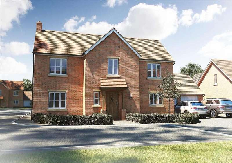 5 Bedrooms Detached House for sale in Plot 5 Maybush Fields
