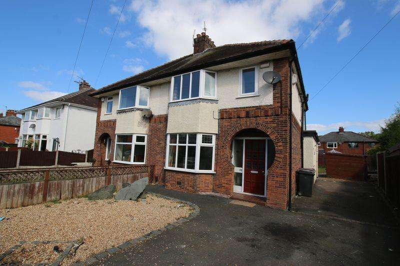 3 Bedrooms Semi Detached House for sale in Kensington Avenue, Penwortham