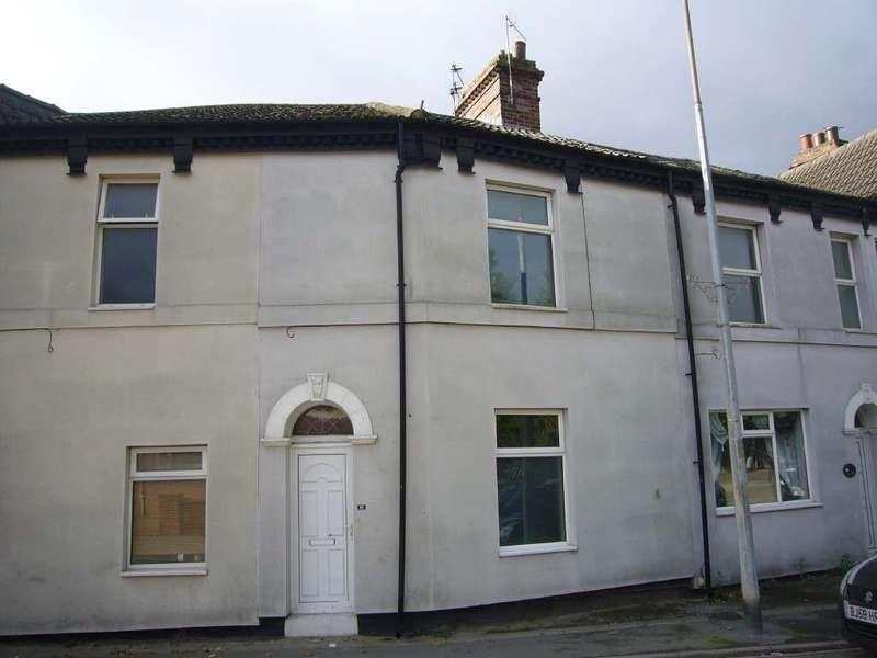 2 Bedrooms Terraced House for sale in Swinefleet Road, Goole, DN14 5TP