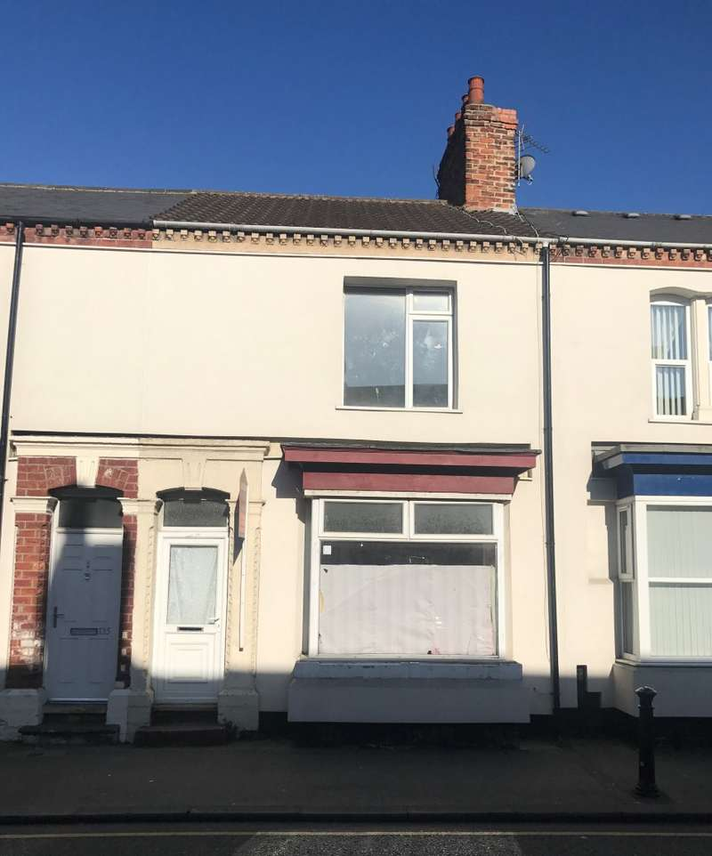 2 Bedrooms Terraced House for sale in Westbury Street, Thornaby, Stockton-on-Tees, Cleveland, TS17 6NE