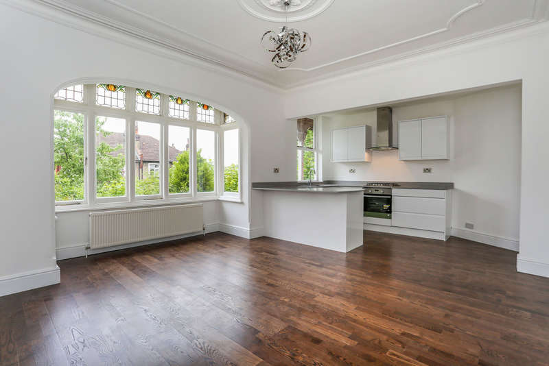 2 Bedrooms Ground Flat for sale in St Augustine's Avenue, South Croydon