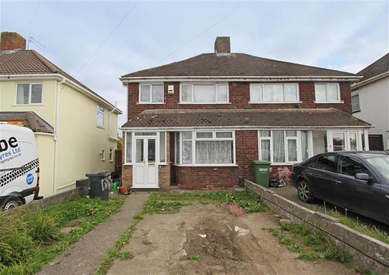 3 Bedrooms Semi Detached House for sale in Windermere Road, Patchway, Bristol