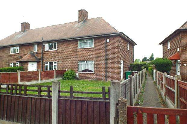 3 Bedrooms End Of Terrace House for sale in Western Boulevard, Nottingham, NG8