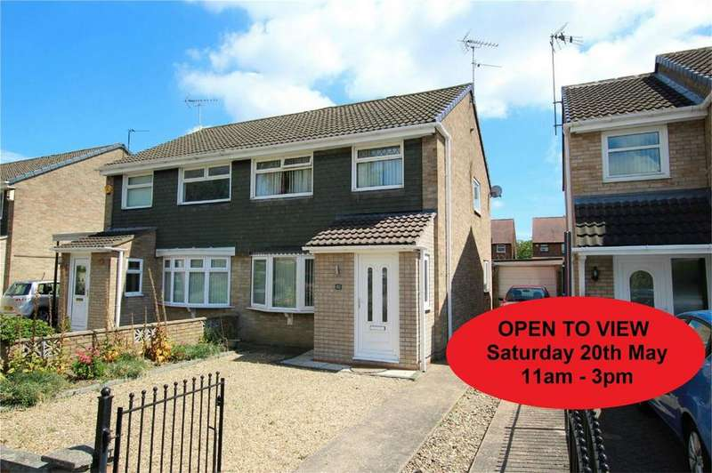 3 Bedrooms Semi Detached House for sale in Corona Drive, Hull, East Riding of Yorkshire