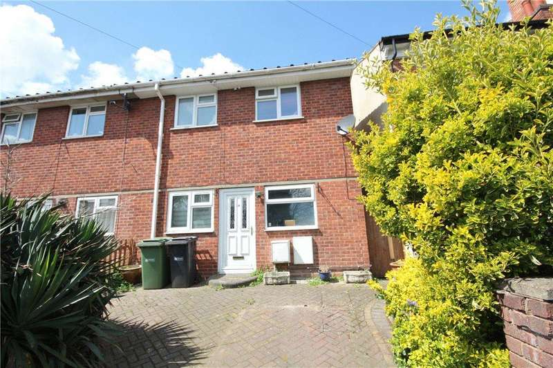 3 Bedrooms End Of Terrace House for sale in Malvern Road, Worcester, Worcestershire, WR2