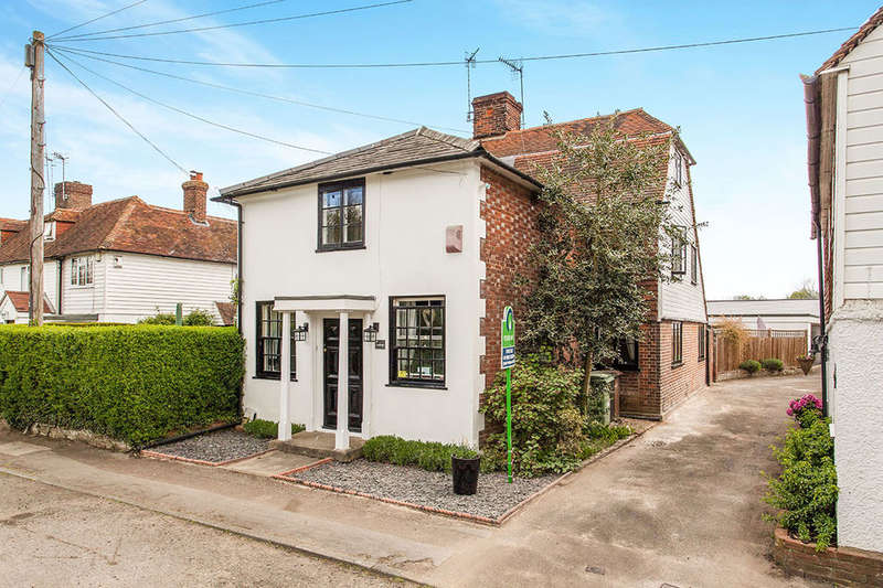 4 Bedrooms Semi Detached House for sale in Laddingford, Maidstone, ME18