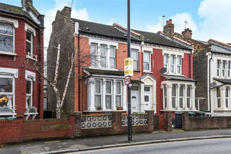 4 Bedrooms Semi Detached House for sale in Wightman Road, Harringay