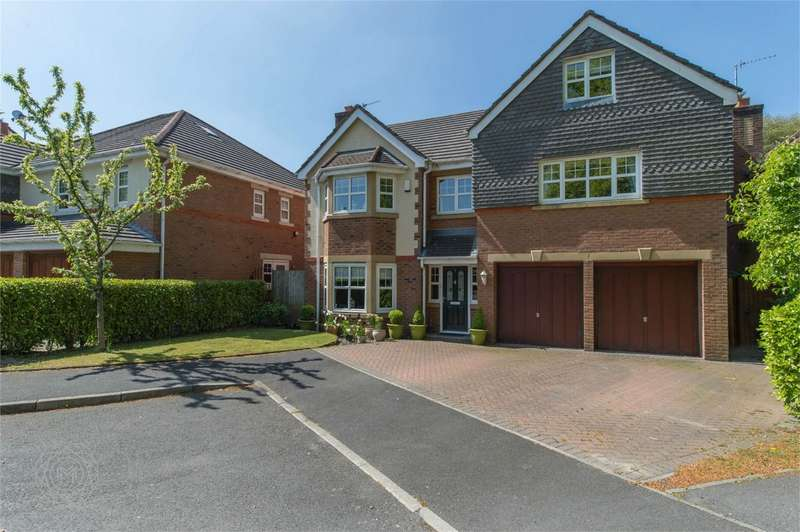 6 Bedrooms Detached House for sale in Regents Hill, Lostock, Bolton, Lancashire