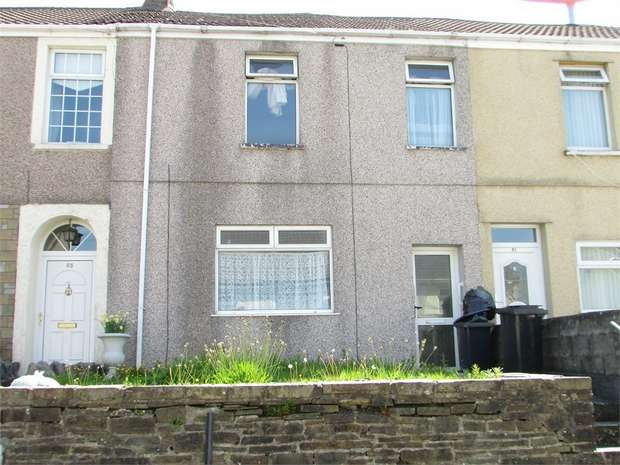 3 Bedrooms Terraced House for sale in Penydre, Neath, Neath, West Glamorgan