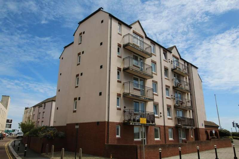 1 Bedroom Flat for sale in Denmark Place, Hastings, TN34