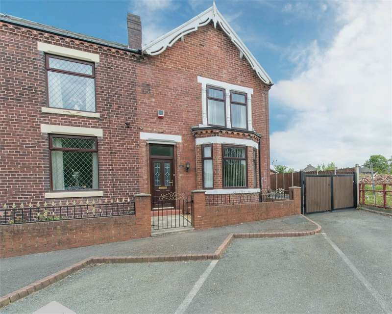 4 Bedrooms End Of Terrace House for sale in Manchester Road, Ince, Wigan, Lancashire