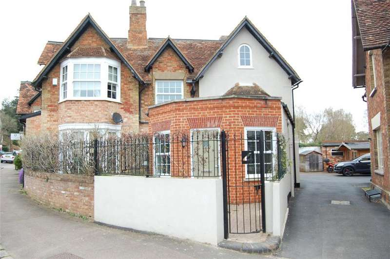 3 Bedrooms Semi Detached House for sale in The Square, Aspley Guise, Bedfordshire, MK17