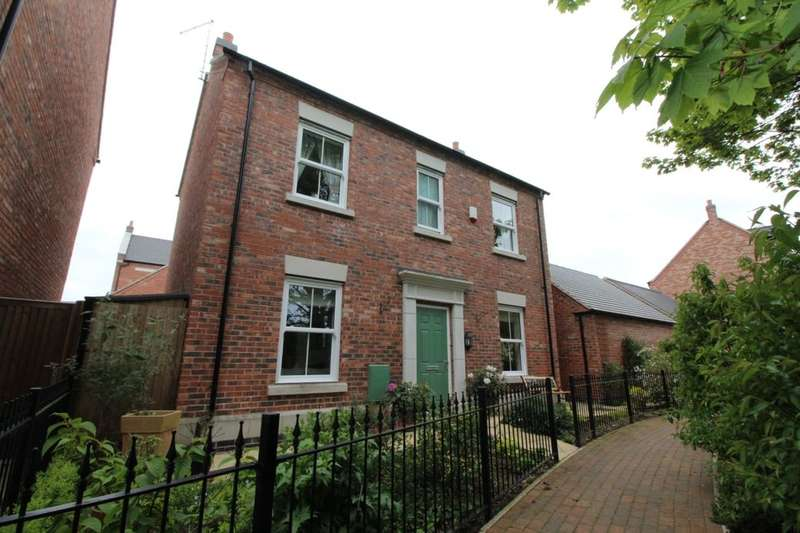 3 Bedrooms Detached House for sale in Bluebell Way, Tutbury, Burton-On-Trent, DE13
