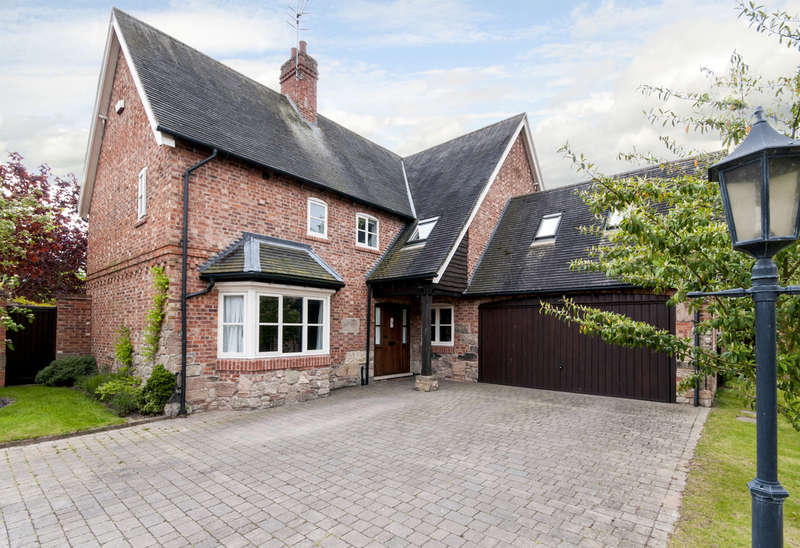 5 Bedrooms Detached House for sale in Hall Gardens, Hemington