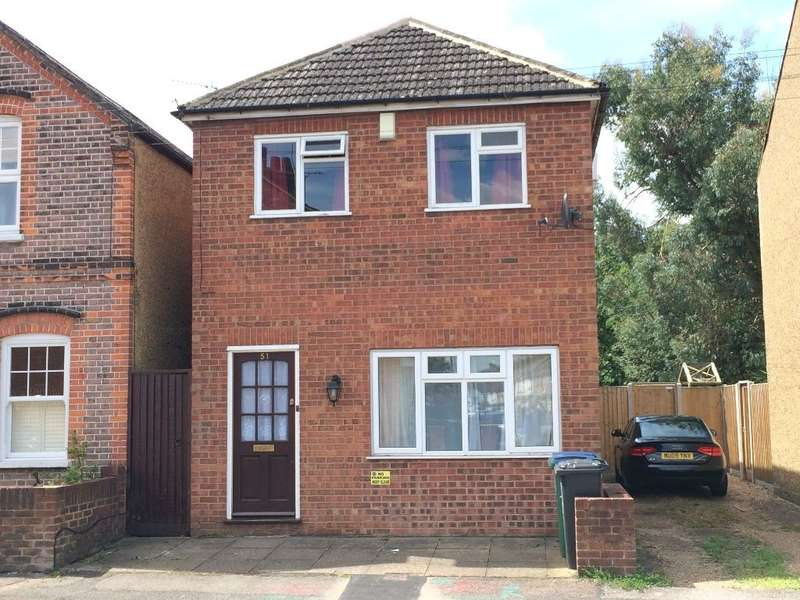 3 Bedrooms Detached House for sale in Sussex Road, North Watford