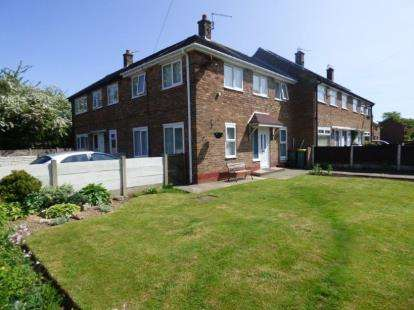3 Bedrooms End Of Terrace House for sale in Larches Lane, Ashton-On-Ribble, Preston, Lancashire