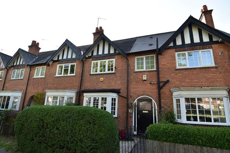 2 Bedrooms Terraced House for sale in Highfield Road, Hall Green, Birmingham