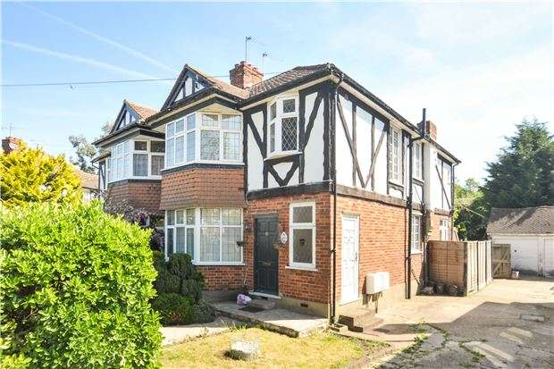 2 Bedrooms Maisonette Flat for sale in Vale Crescent, LONDON, SW15 3PJ