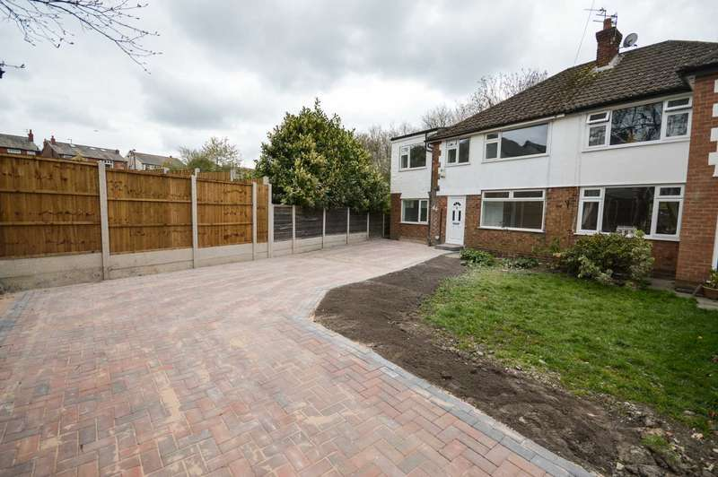 4 Bedrooms Semi Detached House for sale in Alderdale Road, Cheadle Hulme
