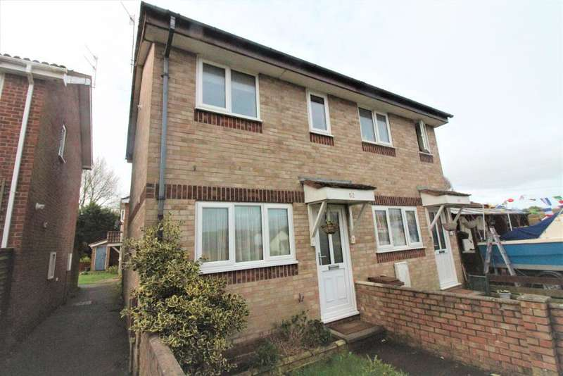 2 Bedrooms End Of Terrace House for sale in Fieldfare Close, Weymouth, Dorset, DT3 5QX