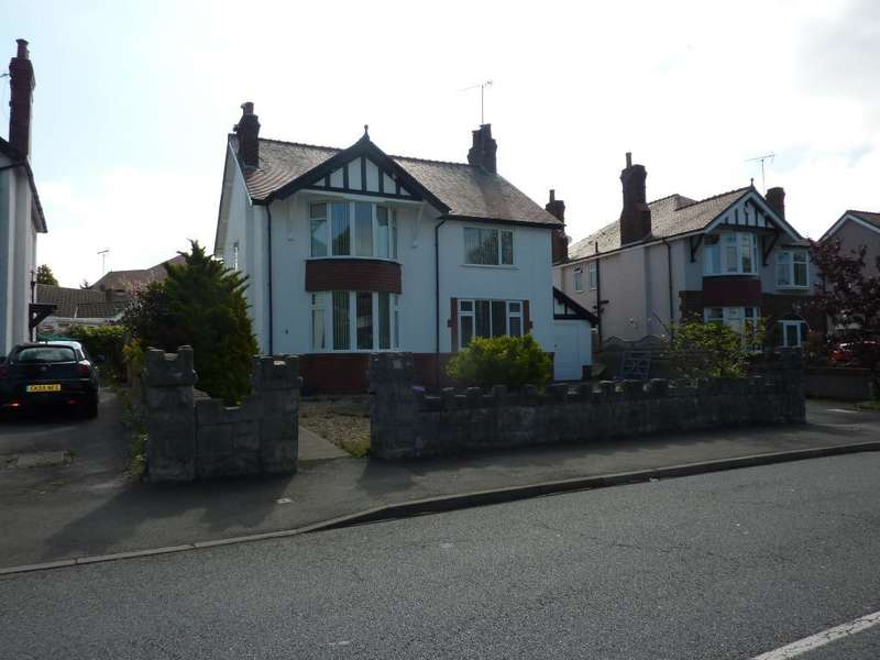 4 Bedrooms Detached House for sale in Whitehall Road, Rhos On Sea, Colwyn Bay, LL28 4HW