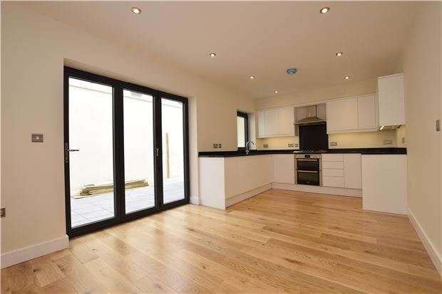 5 Bedrooms Property for sale in Plot 4 Greville Mews, Greville Road, Southville, BRISTOL, BS3 1LL