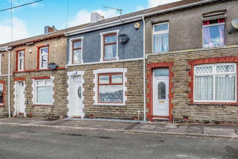 3 Bedrooms Terraced House for sale in Brynglas Terrace, Maesteg