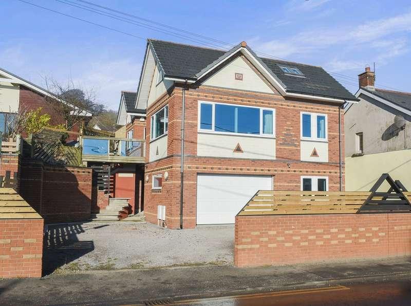 4 Bedrooms Detached House for sale in Main Road, Llantwit Fardre, Pontypridd