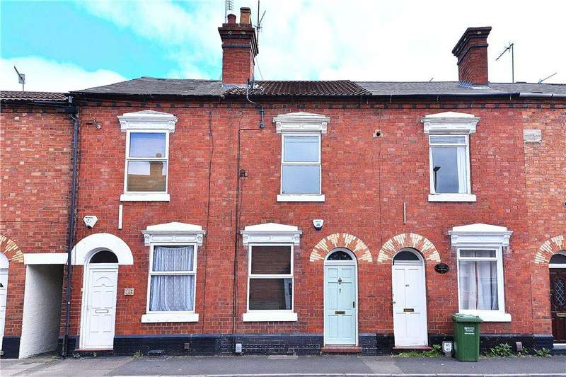 3 Bedrooms Terraced House for sale in Wood Street,, Kidderminster, DY11