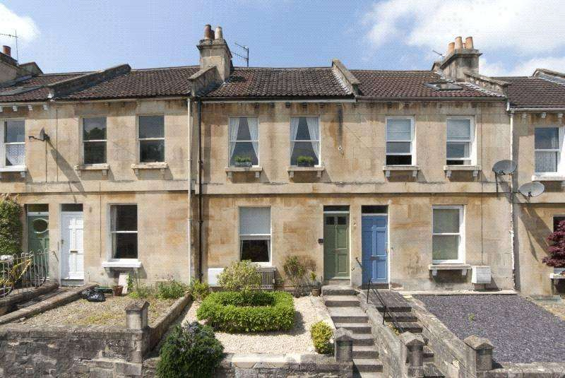 3 Bedrooms Terraced House for sale in Otago Terrace, Larkhall, Bath, BA1