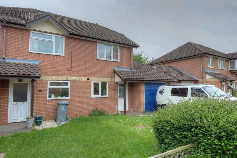 2 Bedrooms Semi Detached House for sale in Juniper Way, Taverham, Norwich