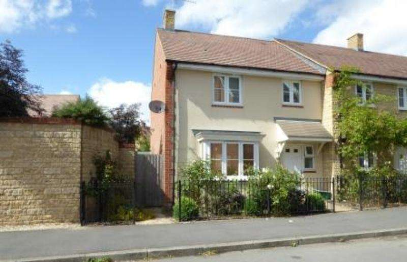 3 Bedrooms End Of Terrace House for sale in 21 Palmer Road