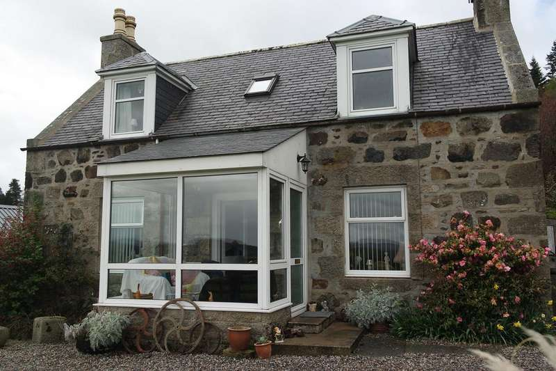 3 Bedrooms Cottage House for sale in Cormalet House, Cairnie, Huntly AB54 4SL