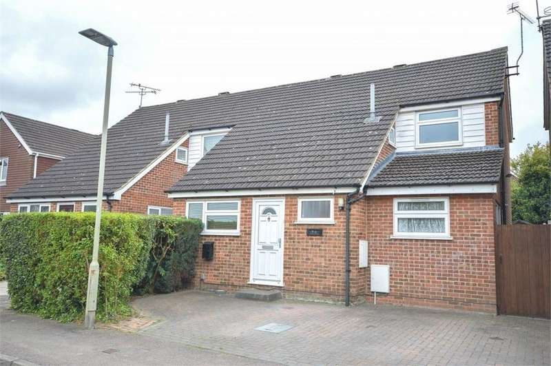 3 Bedrooms Semi Detached House for sale in Magnaville Road, BISHOP'S STORTFORD, Hertfordshire