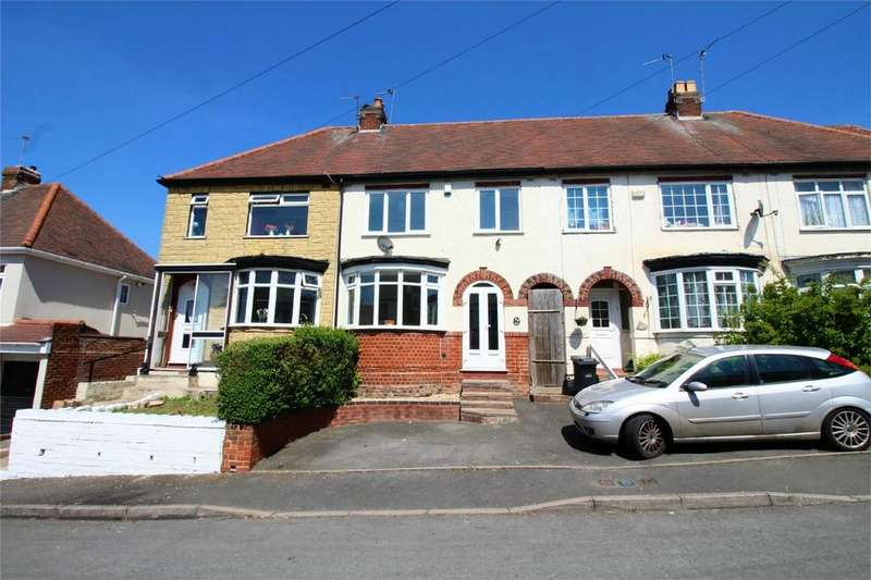 3 Bedrooms Terraced House for sale in Corser Street, DUDLEY, West Midlands