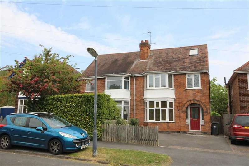 4 Bedrooms Semi Detached House for sale in Acacia Road, Leamington Spa, Warwickshire, CV32